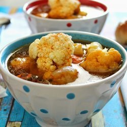 Cauliflower Paprikash