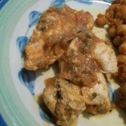 Cardamom and Black Pepper Chicken