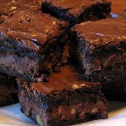 Toffee Brownies
