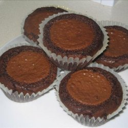 Brownies With Reese Cup Center recipe