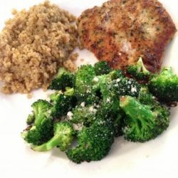 Pan Fried Broccoli