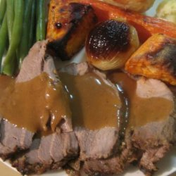 Greek Roasted Lamb recipe