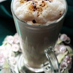 Iced White Chocolate Coffee