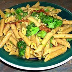 Broccoli & Cheese Pasta Toss