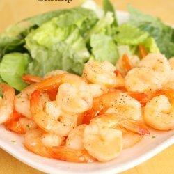 Garlic-Lime Shrimp