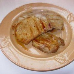 Honey-Soy Glazed Pork Chops