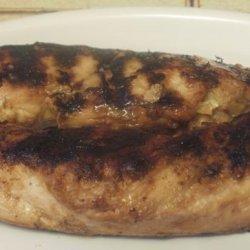 Honey-Balsamic Chicken Satay (Great for Camping)