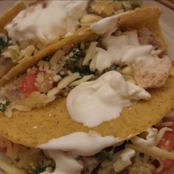 Quick N' Tasty Chicken Tacos
