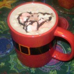Chocolate Covered Cherry Latte