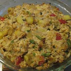 Veggie Breakfast Casserole