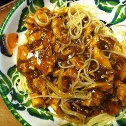 Dan Dan Noodles (Pf Chang Style)