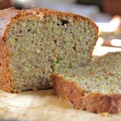 Zucchini Bread Gluten-Free)