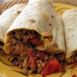 Chipotle Pork Burritos