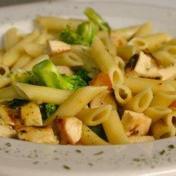 Broccoli in White Wine