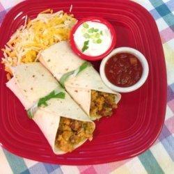 Mcdonald's Breakfast Burritos