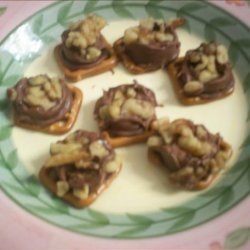 Pecan Caramel Candies