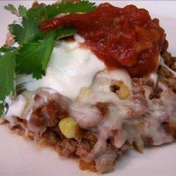 Maz's Taco Casserole recipe