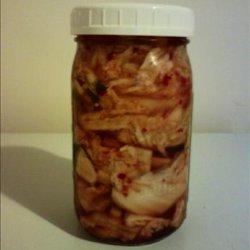 Kimchi or Kimchee