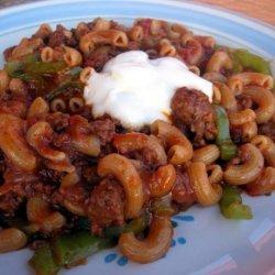 Old World Hungarian Goulash recipe