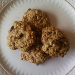 Big Fat Oatmeal Raisin Cookies recipe