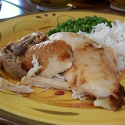 Canyon Ranch Health Resorts' Chinese Chicken