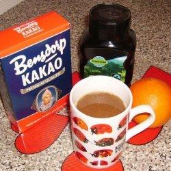 Jenn's Sugar Free Dark Chocolate Orange Faux Chai Latte Coffee recipe