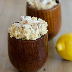 Creamy Quinoa Pudding