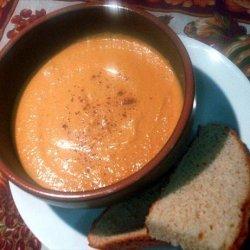 Give Thanks Pumpkin Soup