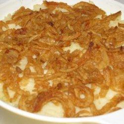 Paula Deen's Mashed Baked Potato Casserole