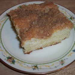 Butter Crumb Cake