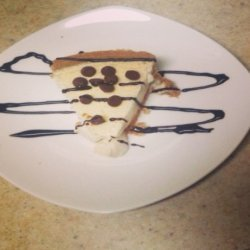 Healthy Protein Cheese Cake Dessert