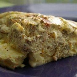 Easy Oven Omelette