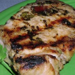 Chipotle Lime Marinated Grilled Pork Chops or Tenderloin