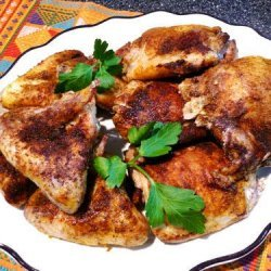 Roasted Chicken Al-Kabsa (Saudi) (Gluten Free) recipe