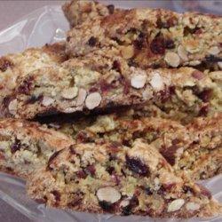 Almond-Cranberry Biscotti