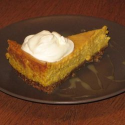 Pumpkin Cheesecake With Bourbon recipe