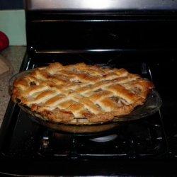 Mushroom Pie recipe