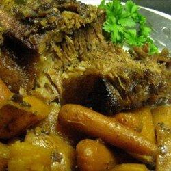 Crock Pot Cola Beef