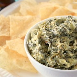 Spinach Artichoke Dip (Slow Cooker)