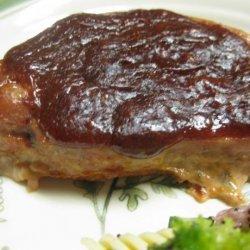 Oven BBQ Pork Steaks