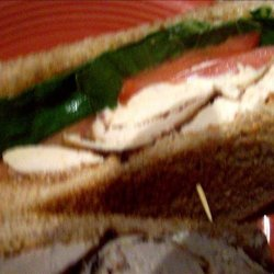 Chicken Caesar BLT Sandwich recipe