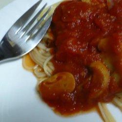 Easy Low-Fat Crock Pot Spaghetti Sauce