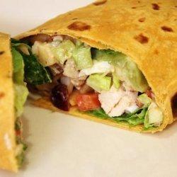A Famous Chicken Salad Sandwich