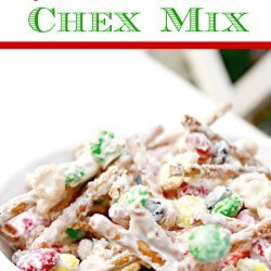 Mom's Chex Mix