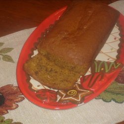 Brother Boniface's Pumpkin Bread