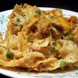 Sandy D'amato's Tuna Noodle Casserole