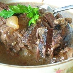 Roast in the Crock Pot