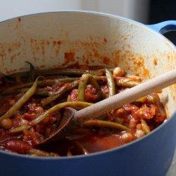 Lebanese-Style Green Bean Stew