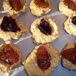 Pb&j No-Bake Cookies
