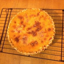 Ham and Sweet Potato Pie